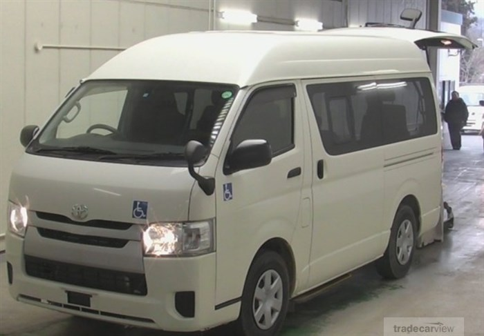 2016 Toyota Hiace Van TRH200K Excellent Condition