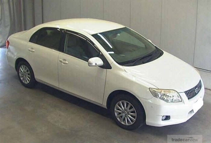 2006 Toyota Corolla Axio ZRE142 Excellent Condition