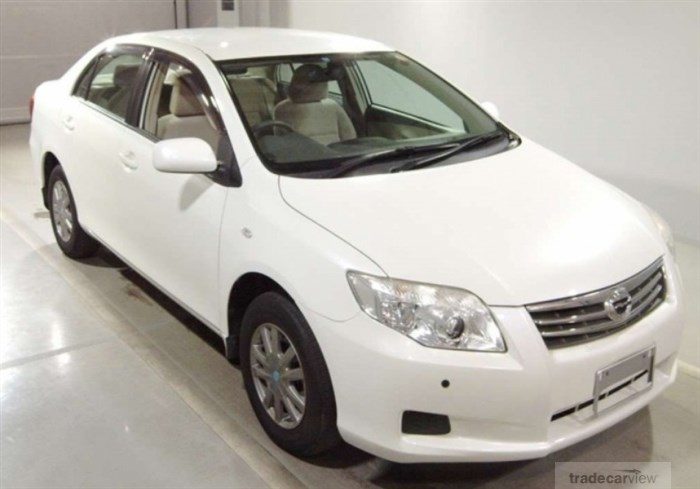 2009 Toyota Corolla Axio NZE141 Excellent Condition