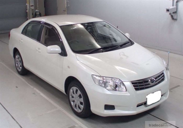2011 Toyota Corolla Axio NZE141 Excellent Condition