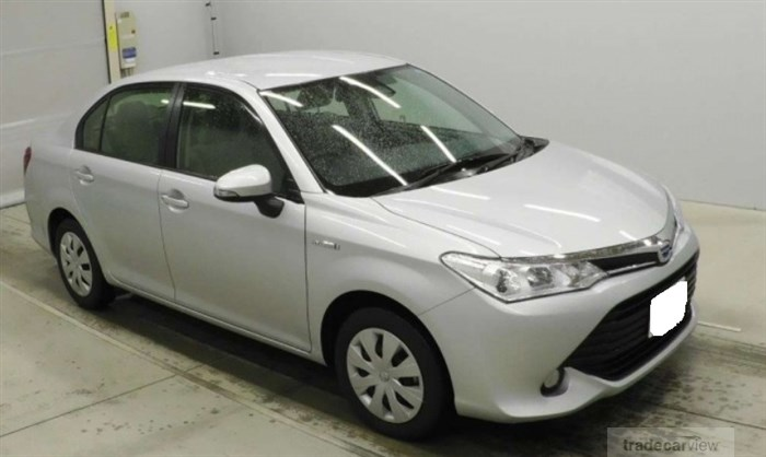 2015 Toyota Corolla Axio NKE165 Excellent Condition