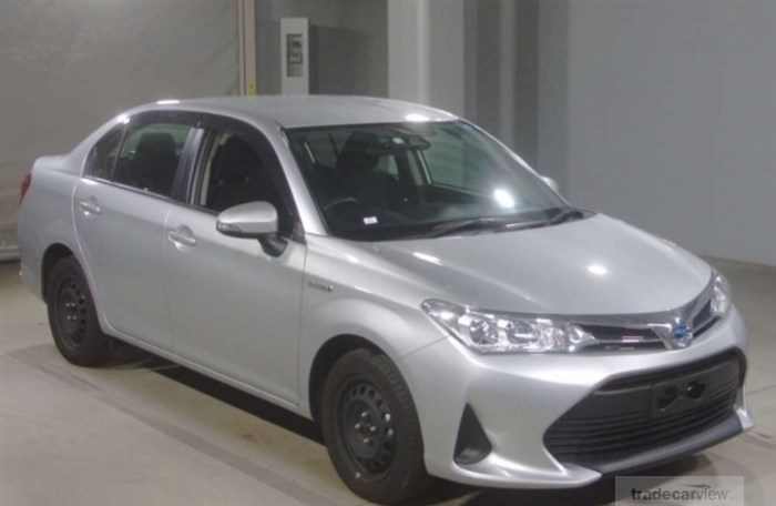 2018 Toyota Corolla Axio NKE165 Excellent Condition