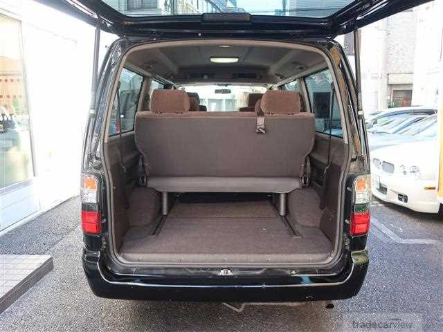 2002 Toyota Hiace RZH101 8 Seater