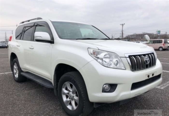 2012 Toyota Land Cruiser Prado GRJ151W Excellent Condition