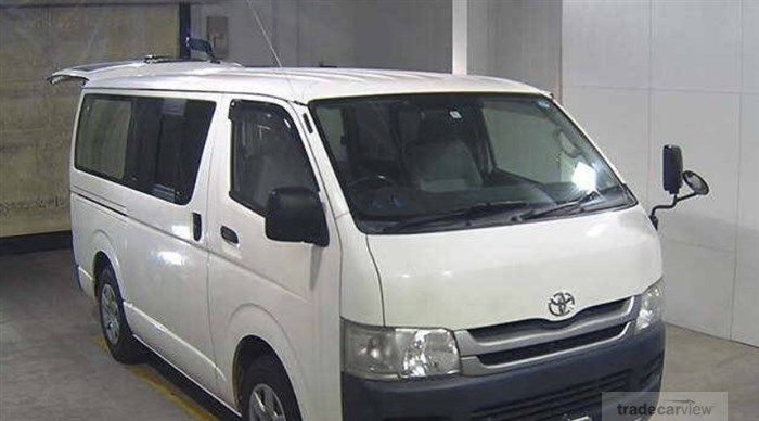 2008 Toyota Hiace Van KDH201K Excellent Condition