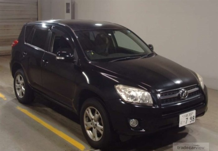 2009 Toyota RAV4 ACA36W Excellent Condition