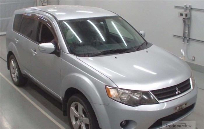 2008 Mitsubishi Outlander CW5W Excellent Condition