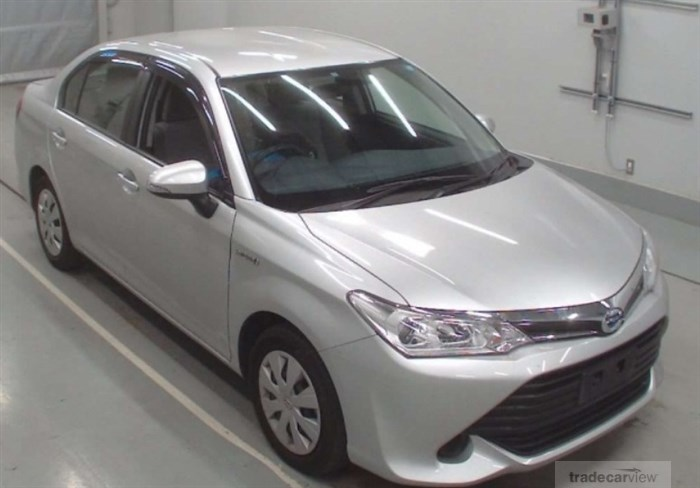 2016 Toyota Corolla Axio NKE165 Excellent Condition