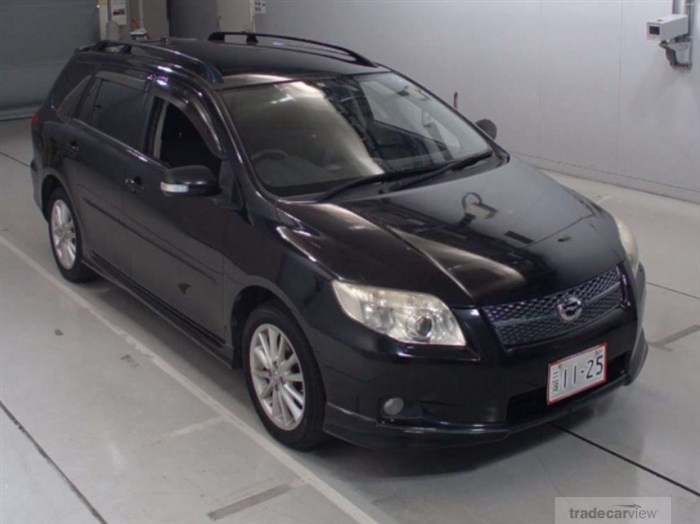 2007 Toyota Corolla Fielder NZE141G Excellent Condition