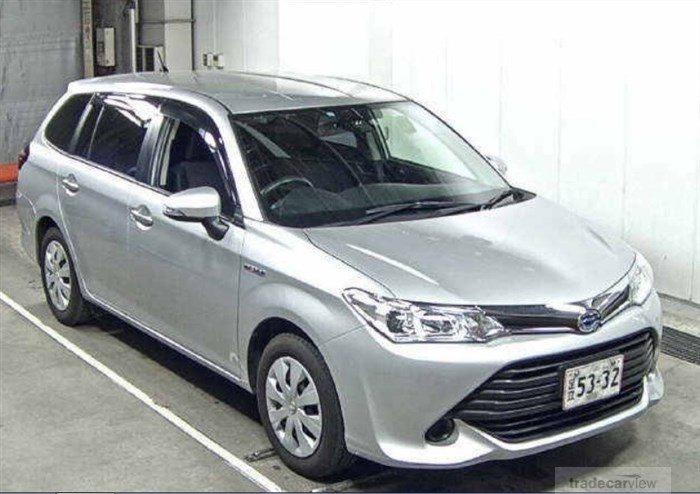 2016 Toyota Corolla Fielder NKE165G Excellent Condition