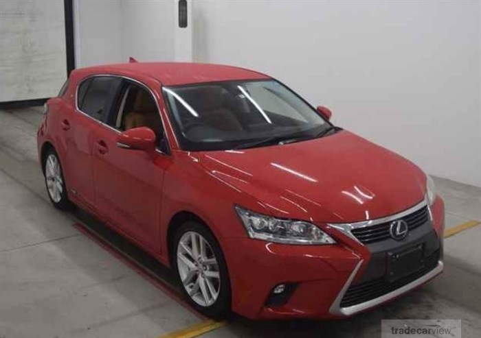 2014 Lexus CT ZWA10 Excellent Condition