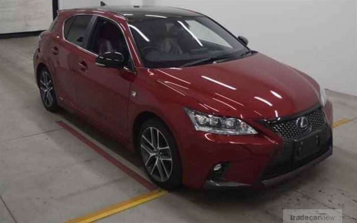 2016 Lexus CT ZWA10 Excellent Condition