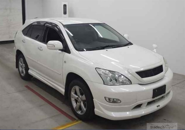 2010 Toyota Harrier ACU30W Excellent Condition
