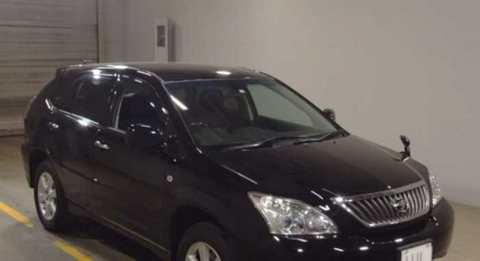 2012 Toyota Harrier