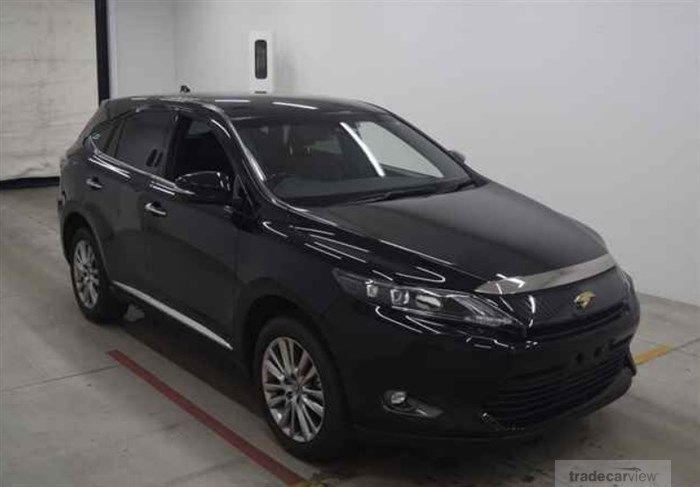 2016 Toyota Harrier ZSU60W Excellent Condition