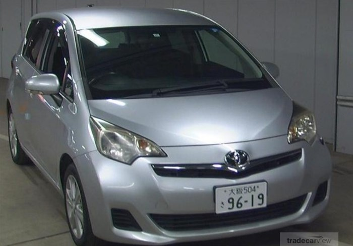 2011 Toyota Ractis NCP100 Excellent Condition