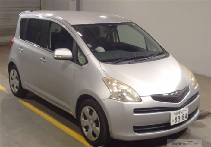 2005 Toyota Ractis NCP100 Excellent Condition