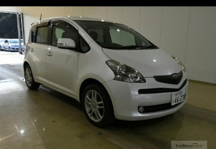 2009 Toyota Ractis NCP100 Excellent Condition