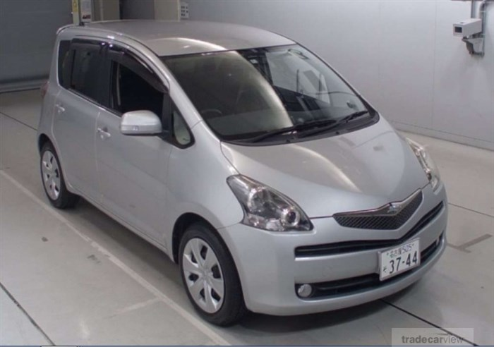 2010 Toyota Ractis NCP100 Excellent Condition