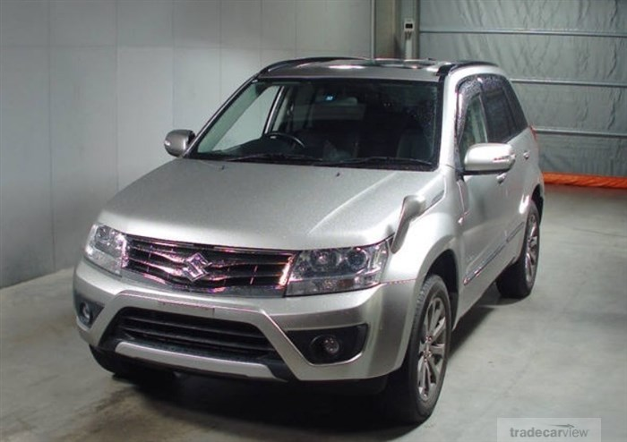 2015 Suzuki Escudo TDA4W Excellent Condition