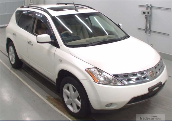 2004 Nissan Murano PNZ50 Excellent Condition