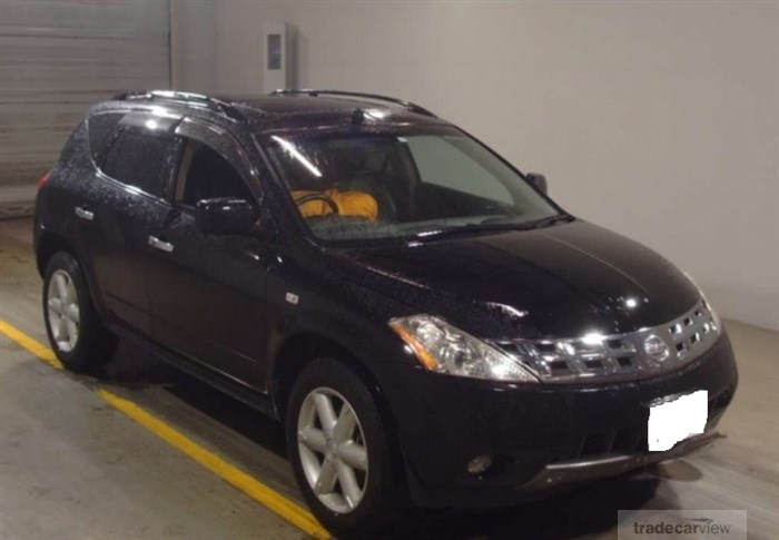 2007 Nissan Murano TZ50 Excellent Condition
