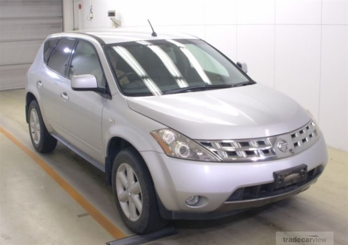 2008 Nissan Murano PNZ50 Excellent Condition