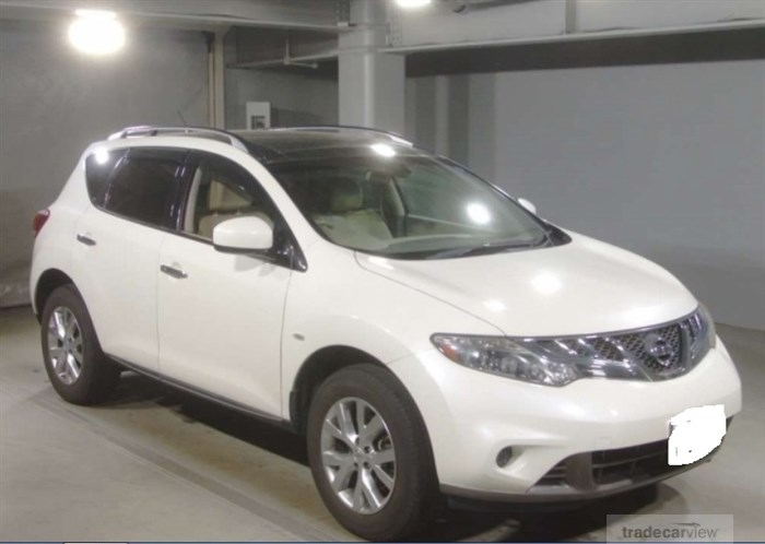 2011 Nissan Murano TZ51 Excellent Condition