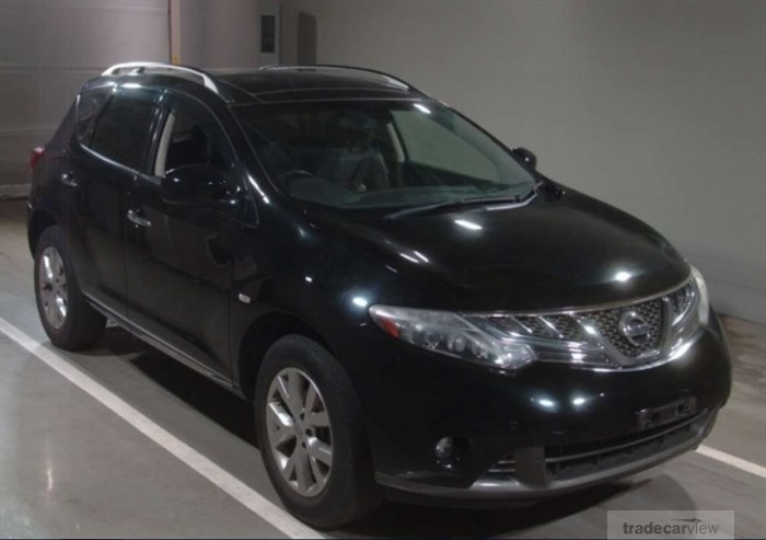 2012 Nissan Murano TZ51 Excellent Condition