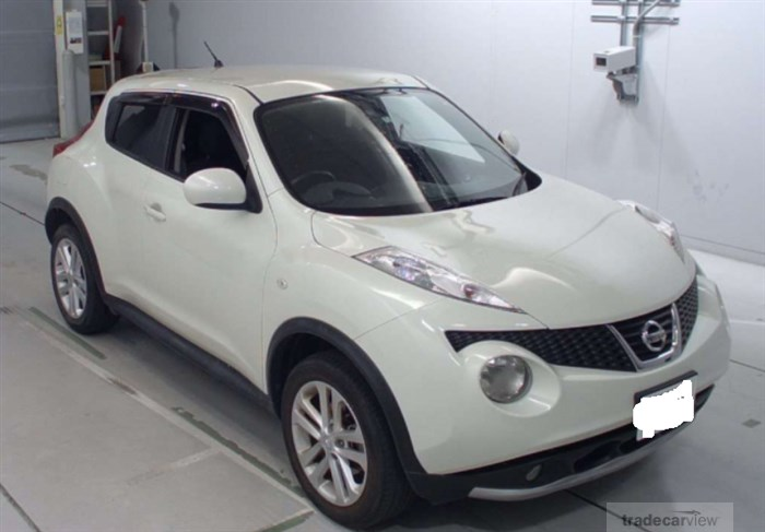 2010 Nissan Juke YF15 Excellent Condition