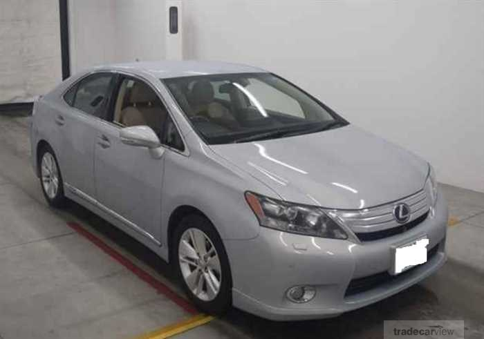 2009 Lexus HS HYBRID ANF10 Excellent Condition