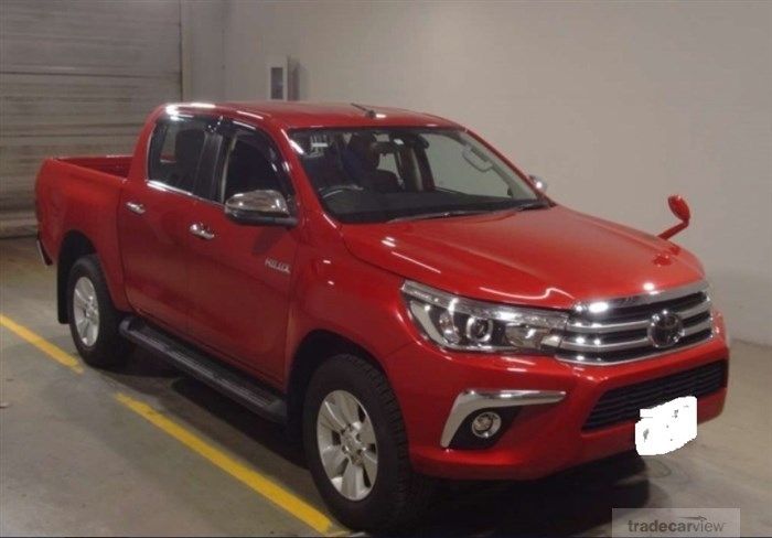 2017 Toyota Hilux GUN125 Excellent Condition