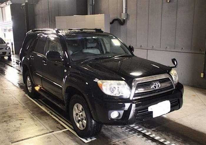 2009 Toyota Hilux Surf