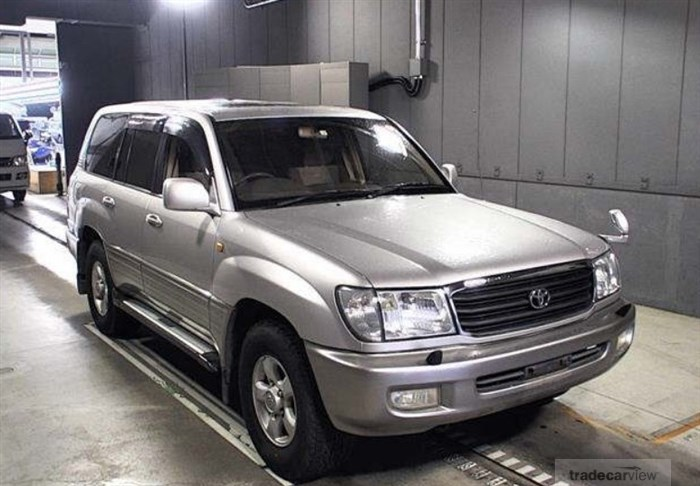 2000 Toyota Land Cruiser HDJ101K Excellent Condition