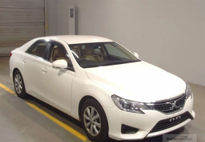 2014 Toyota Mark X GRX130 Excellent Condition