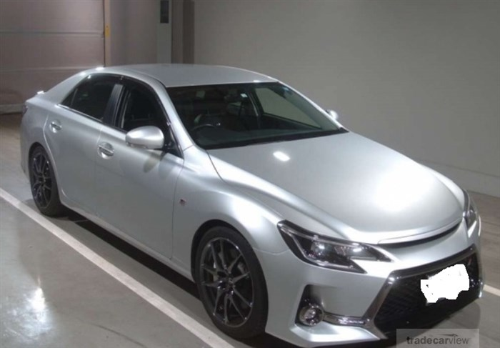 2018 Toyota Mark X GRX130 Excellent Condition