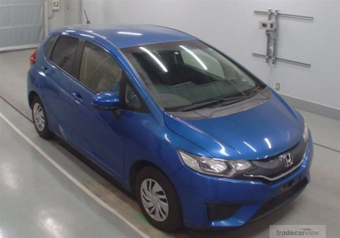 2015 Honda Fit GK3 Excellent Condition