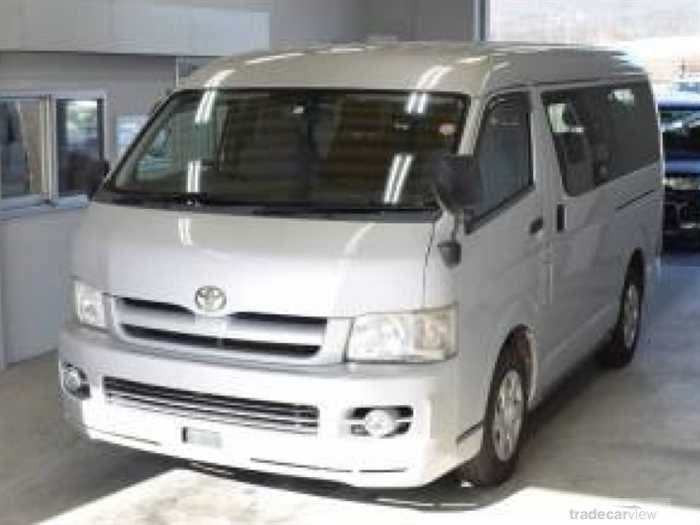 2006 Toyota Hiace Wagon TRH214W Excellent Condition
