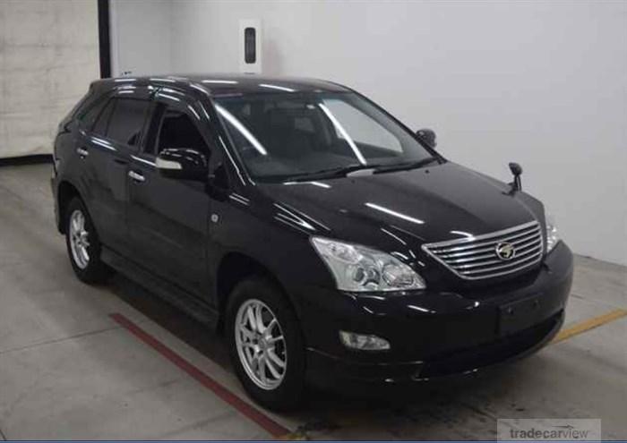 2012 Toyota Harrier ACU30W Excellent Condition