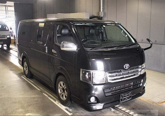2012 Toyota Hiace Van KDH201V Excellent Condition