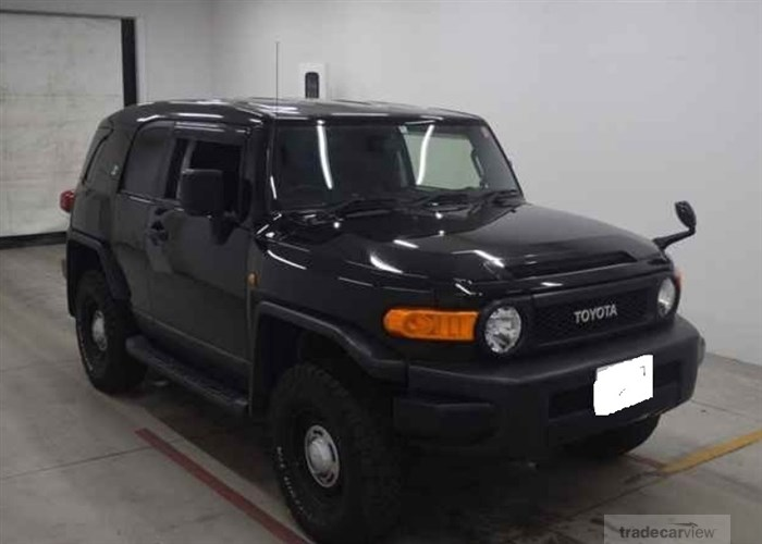 2012 Toyota FJ Cruiser GSJ15W Excellent Condition