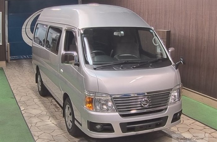 2012 Nissan Caravan Coach SGE25 Excellent Condition