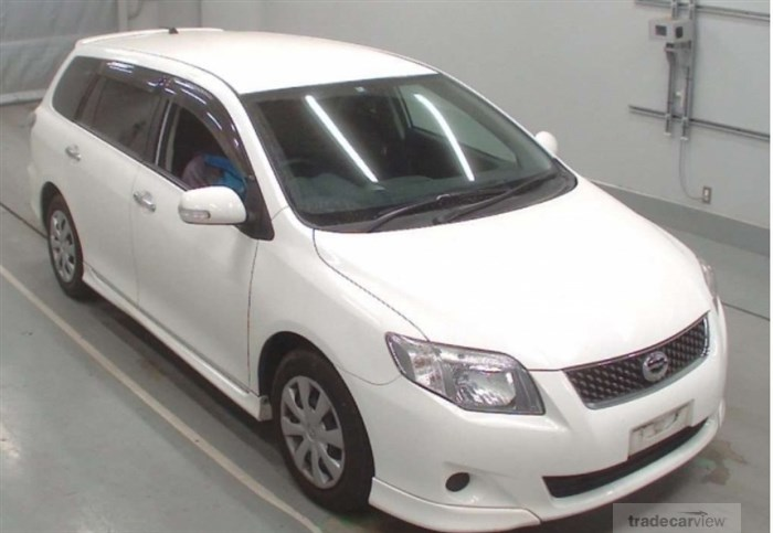 2012 Toyota Corolla Fielder NZE141G Excellent Condition