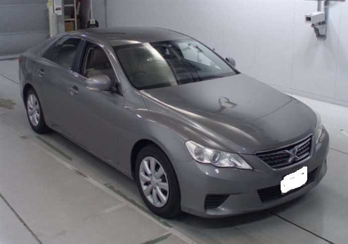 2012 Toyota Mark X