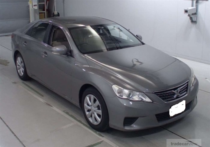 2012 Toyota Mark X GRX130 Excellent Condition