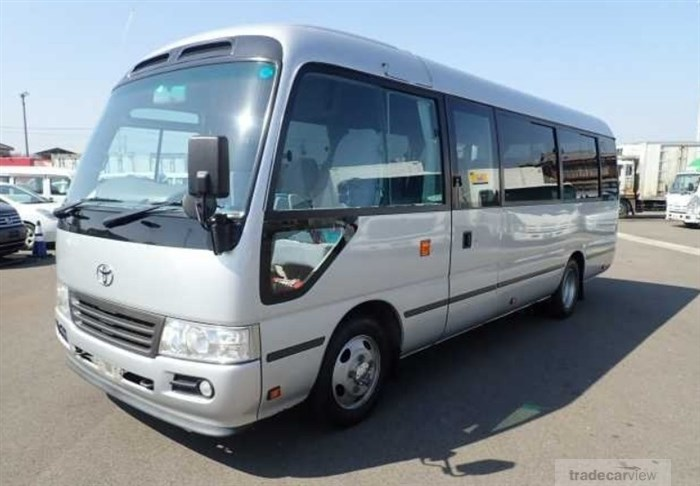 2012 Toyota Coaster XZB-50 Excellent Condition
