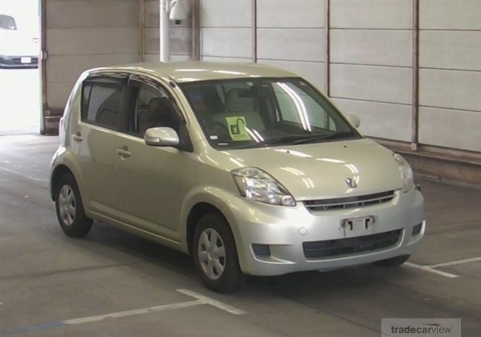 2008 Toyota Passo KGC10 Excellent Condition