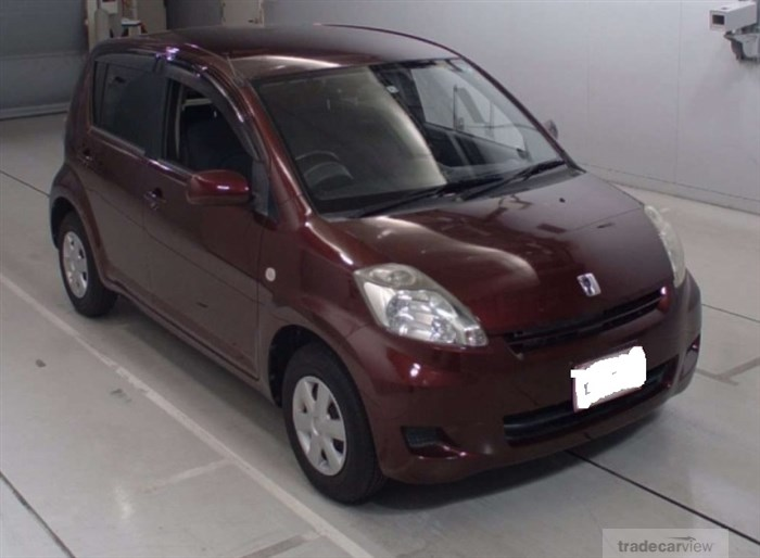 2010 Toyota Passo KGC10 Excellent Condition