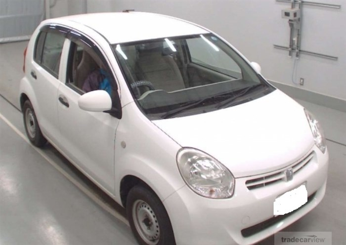 2011 Toyota Passo NGC30 Excellent Condition