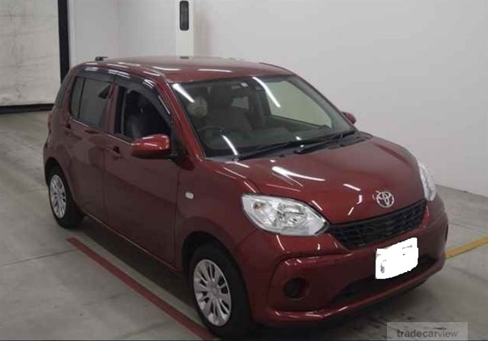 2018 Toyota Passo M700A Excellent Condition